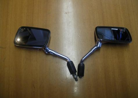 Coppia specchietti per moto giapponesi