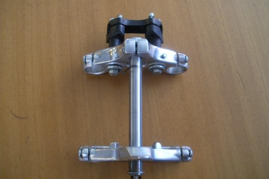 Accessori moto: Piastre sterzo per HD XL sportster