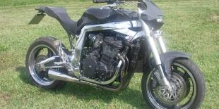 Customizzazione moto: El Cinghio