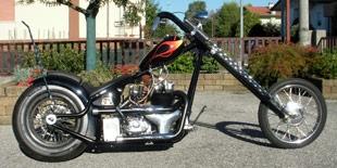 Customizzazione moto: BSA Motorcycle