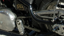 Motore BSA 650 cc