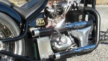 Scarico personalizzato Bad Bike