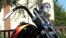 Forcella Bad Bike Springer