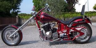 Customizzazione moto: Poderosa
