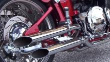 Collettorie e terminali scarico Bad Bike