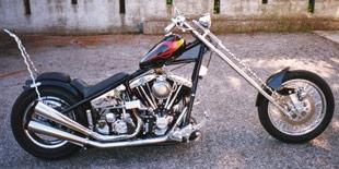 Customizzazione moto: Showelhead