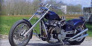 Customizzazione moto: Denis
