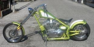 Customizzazione moto: BR1