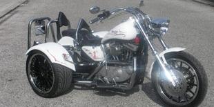 Customizzazione moto: HD Sportster 1200 \