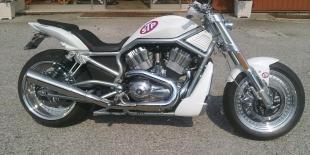 Customizzazione moto: V ROAD