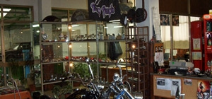 Moto custom e chopper: ACCESSORI E RICAMBI ORIGINALI